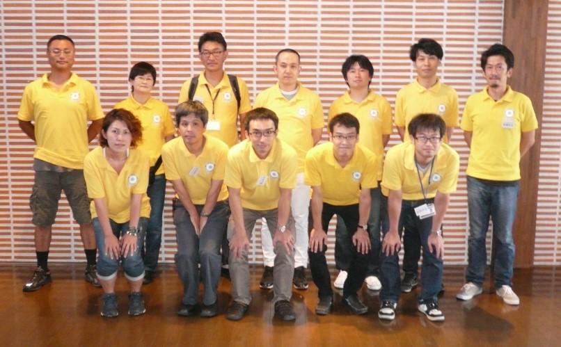 実験教室チーム参加者
