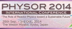 PHYSOR 2014